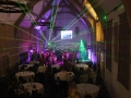 Haselbury Mill | Photo Projection | Lasers | Pulse Roadshow