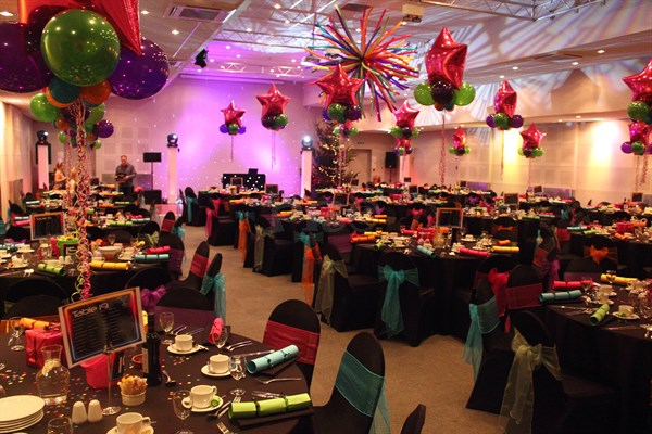 Christmas Party | Haynes Motor Museum | Stalbridge Linen