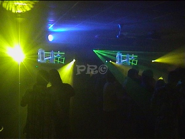 Music Video Projection | Pulse Roadshow