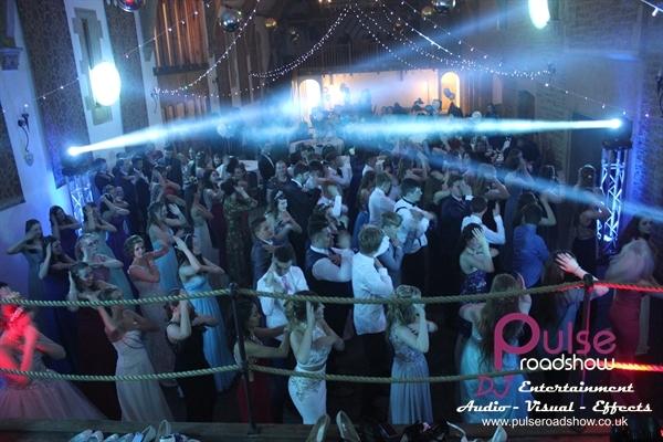 Haselbury Mill | Prom | Show 3 | Surround Lighting
