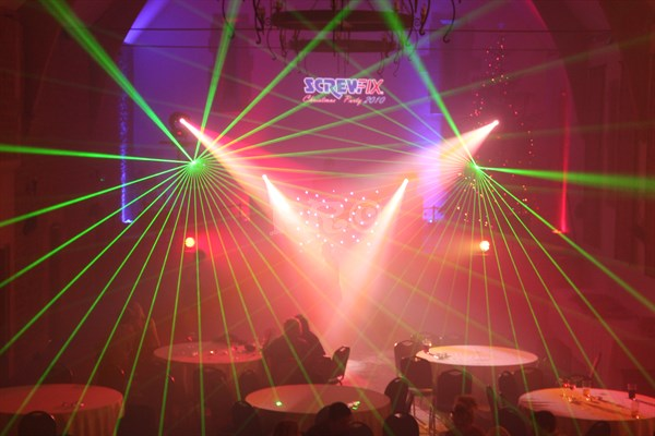 Screwfix | Sound & Lighting Hire | Pulse Roadshow