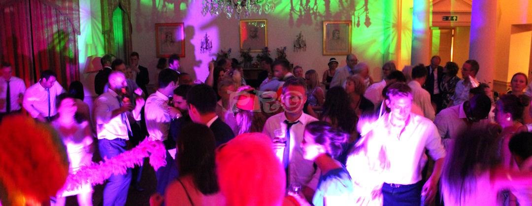 Wedding Disco | Somerset | Dorset | Elegant